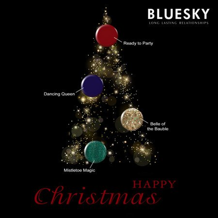 Bluesky Mistletoe Magic