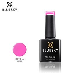 Bluesky Gel Polish 80522 GOTCHA PINK MEDIUM