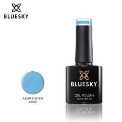 Bluesky Gel Polish 80549 AZURE WISH