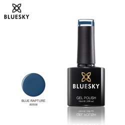 Bluesky Gel Polish 80558 BLUE RAPTURE