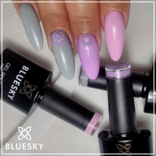 Bluesky Gel Polish CS23 | Pzno / LAKIER HYBRYDOWY / LAKIER