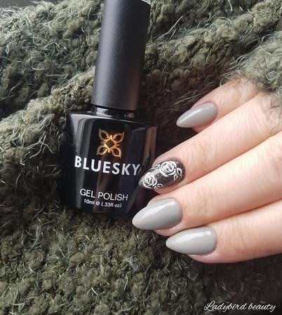 Bluesky Gel Polish  SS1807 REBORN - RIVER STONE
