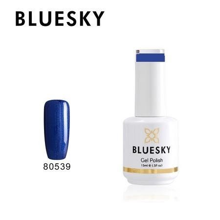 Bluesky Gel Polish 80539 MIDNIGHT SWIM 15 ML