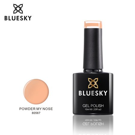 Bluesky Gel Polish 80567 POWDER MY NOSE