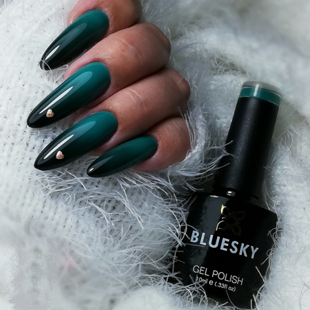 Bluesky Gel Polish AW 1810 FIRE  - Vigorous You