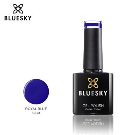 Bluesky Gel Polish CS23 ROYAL BLUE