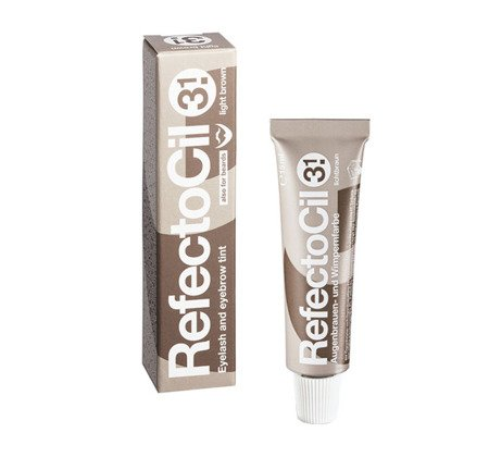 REFECTOCIL HENNA  DO BRWI RZĘS - 3.1 + GRATIS